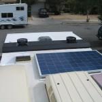 Solar Chimney on Kool Roof
